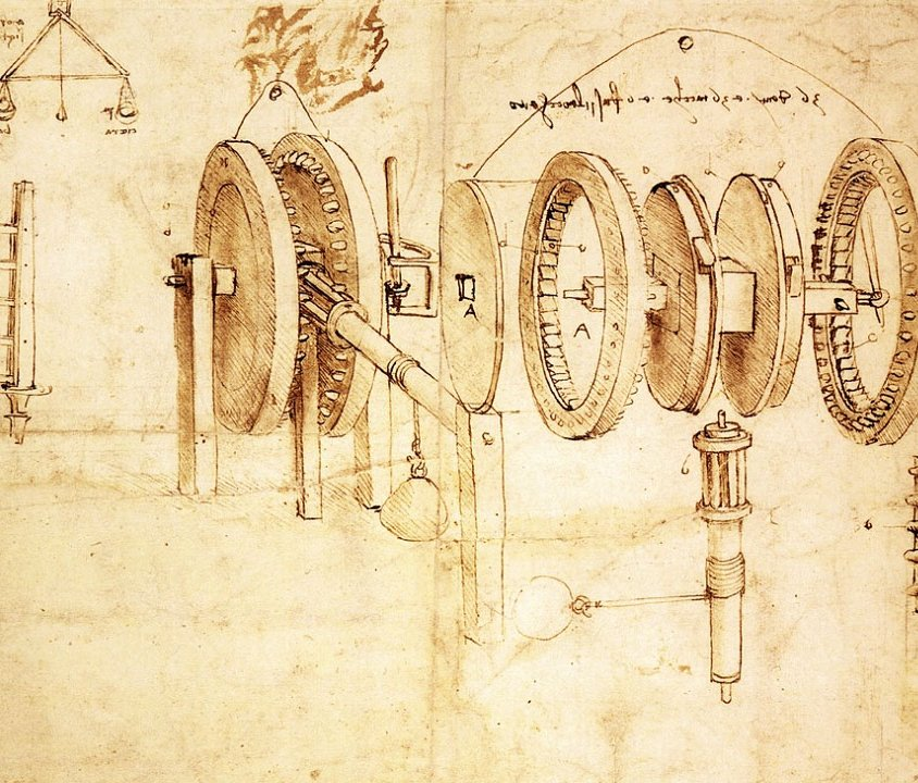Leonardo Da Vinci Codex