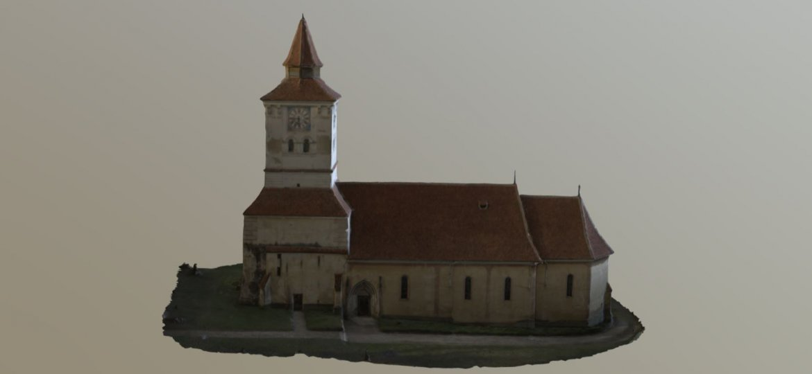 Maierus church model